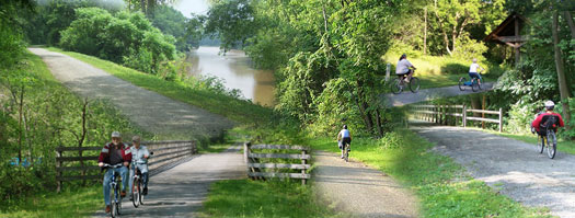 Plan Your Bike Trip in PA